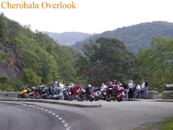 Cherola Overlook in 2003